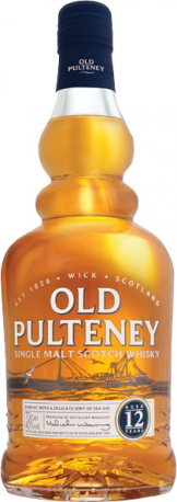 Image of Old Pulteney - 12 Year Old