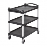 Cambro Three Shelf Utility Cart