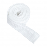 Mitre Comfort Langley Bathrobe Belt White