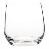 Olympia Claro One Piece Crystal Tumbler 395ml