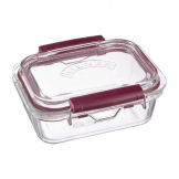 Kilner Fresh Storage Glass Food Container 600ml