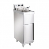 Parry Single Tank Single Basket Free Standing Electric Fryer NPSPF6