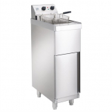 Parry Single Tank Single Basket Free Standing Electric Fryer NPSPF9