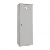 COSHH Cabinet Single Door Grey 20Ltr