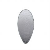 Steelite Scape Glass Oval Platters 300mm (Pack of 6)