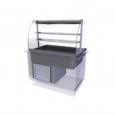 Designline Cold Multi Level Deli Assisted Service 1175mm