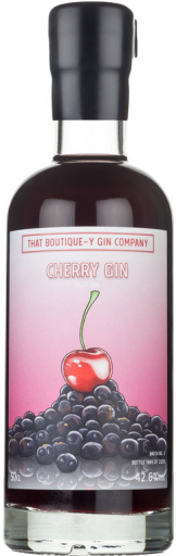 Boutiquey - Cherry Gin (50cl Bottle)