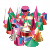 Rialto Adult Party Hats (Pack of 72)
