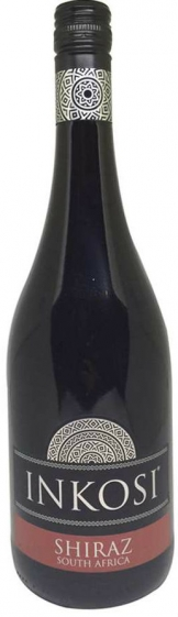 Inkosi - Shiraz (75cl Bottle)