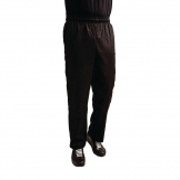 Whites Easyfit Trousers Teflon Black XXL