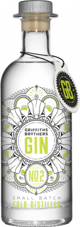Griffiths Brothers - No.2 (70cl Bottle)