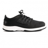 Abeba Water Repellent Trainer Black Size 45