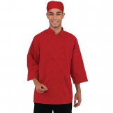 Chef Works Unisex Jacket Red M