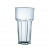 BBP Polycarbonate Frosted Glasses 12oz