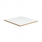 Forza Table Top - White 800x800x25mm