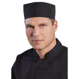 Chef Works Cool Vent Pinstripe Beanie Hat