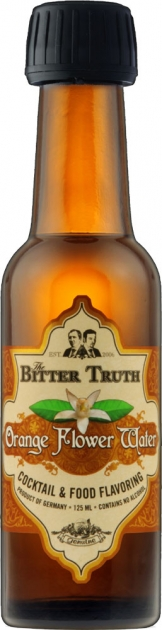 Image of The Bitter Truth - Orange Blossom Flower Water