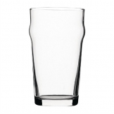 Utopia Nonic Nucleated Beer Glasses 570ml CE Marked (Pack of 48)
