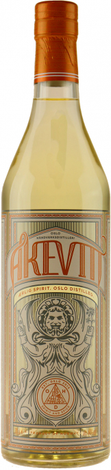 OHD - Nordic Akevitt (70cl Bottle)
