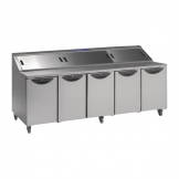 Williams Onyx Refrigerated Prep Counter 1137Ltr CPC5-SS