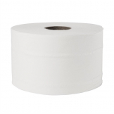 Jantex Micro Twin Toilet Paper 2-Ply 125m (Pack of 24)