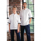 Whites Southside Unisex Chefs Jacket White S