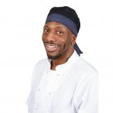 Whites Southside Chef Bandana Denim and Black