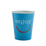 Huhtamaki Enjoy Paper Cold Cups 255ml / 9oz (Pack of 2000)