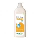 Greenspeed Unperfumed Cream Cleaner and Degreaser Ready To Use 1Ltr (12 Pack)