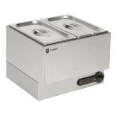 Parry Electric Wet Heat Bain Marie GBM2W