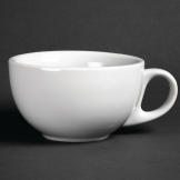 Athena Hotelware Cappuccino Cups 10oz (Pack of 12)
