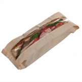 Recyclable Paper Baguette Bags