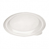 Fastpac Small Round Food Container Lids 375ml / 13oz (Pack of 500)