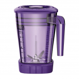 Waring Purple 1.4 litre Jar for use with Waring Xtreme Hi-Power Blender