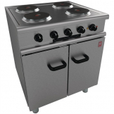 Falcon 350 Series 4 Hotplate Electric Oven Range on Feet E350/30