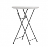 ZOWN Cocktail80 Folding Bar Table