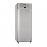 Gram Eco Twin 1 Door 614Ltr Fridge Vario Silver K 82 RCG C1 4N