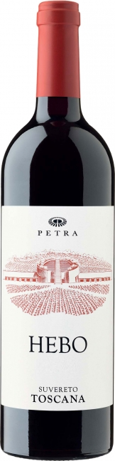 Petra - Hebo Val di Cornia Suvereto 2017 (75cl Bottle)