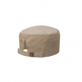 Chef Works Urban Austin Denim Beanie Natural