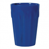 Kristallon Polycarbonate Tumblers Blue 260ml (Pack of 12)