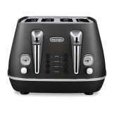 Delonghi Distinta Toaster Black CTI4003BK