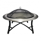 Lifestyle Prima Stainless Steel Fire Pit