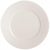 Chef and Sommelier Embassy White Flat Plates 160mm