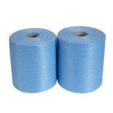 EcoTech Envirolite Super Antibacterial Cleaning Cloths Blue (Roll of 2 x 500) (Pack of 500)