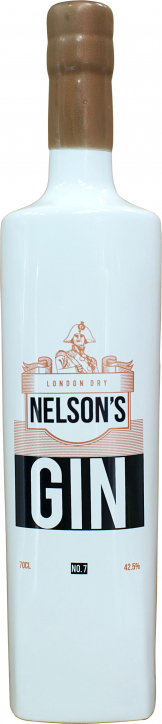 Nelson's - London Dry Gin (70cl Bottle)