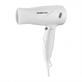 Emberton White 1600w Folding Hairdryer
