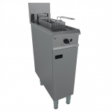 Falcon Chieftain Single Tank Single Basket Free Standing Electric Fryer E1808