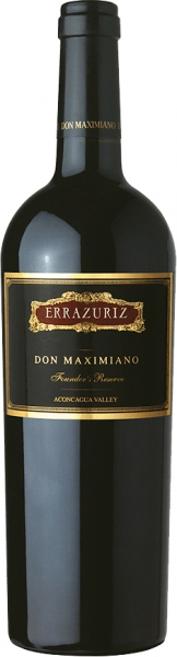 Errazuriz - Don Maximiano Founder's Reserve 2013 (75cl Bottle)