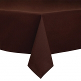 Essentials Occasions Tablecloth Cocoa 90 x 90cm (120 TC, Polyester)