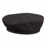 Chef Works Beret Black